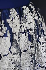 Sukne - Spoločenská sukňa so vzorom rôzne farby - 8574695_