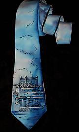Doplnky - Hodvábna kravata-Bratislava - 8574942_