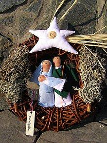 Dekorácie - Vianočný veniec-2 - 8576702_