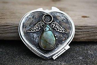 Zrkadielka - Zrkadielko - Ochranca v srdci - 8577594_