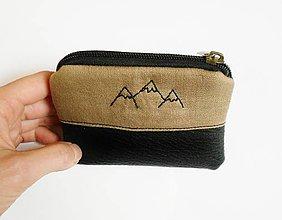 Peňaženky - Pánska peňaženka Hory - 8579339_