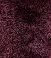 Textil - Farebná kožušinka - 8580269_