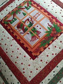 Úžitkový textil - Vankúšik *VIANOCE* - 8578886_