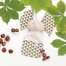 Hračky - Spinkáčik Sloník jabĺčkový - 8580497_