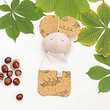 Hračky - Spinkáčik Myška hviezdna - 8580500_