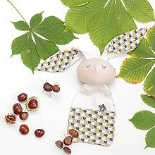 Hračky - Spinkáčik Zajko jabĺčkový - 8580501_