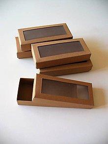 Krabičky - krabička s okienkom - 8579196_