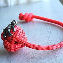 Pre zvieratká - Lanová loptička pre psa - hračka na preťahovanie - 8578585_