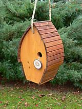 Pre zvieratká - Vtáčia búdka Elegant - 8578279_