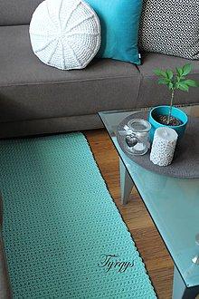 Úžitkový textil - Koberec - MINT - 8581597_