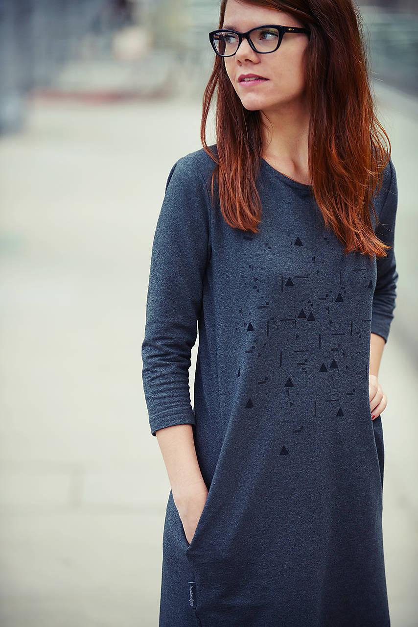 Šaty minimal