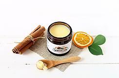 Drogéria - Pleťové a telové maslo Škoricový sen (60 ml) - 8580616_
