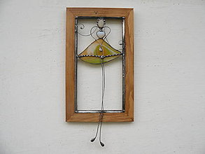 Dekorácie - Tanečnica z Lúčnice VII - 8580959_