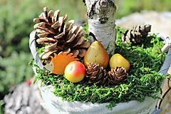 Dekorácie - Jesenná dekorácia - 8582496_