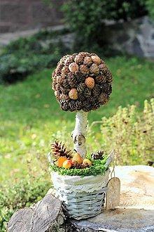 Dekorácie - Jesenná dekorácia - 8582492_