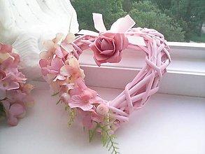 Dekorácie - Svadobná dekorácia