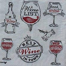 Papier - vína - 8582171_