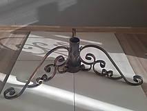Dekorácie - kovový stojan na Vianočný stromček - 8585448_