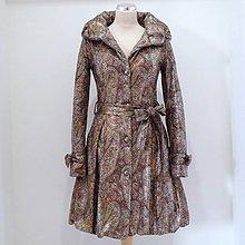 Kabáty - Kabát PAISLEY - 8584929_