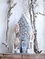 Dekorácie - Tam, kde Severák s Fujavicou býva... - 8584770_