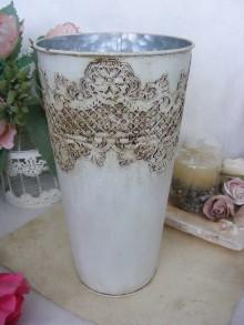 Dekorácie - Vintage váza ... AKCIA - pôvodne 27E) - 8585106_