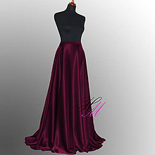 Sukne - Sukňa kruhová rôzne farby - 8584551_