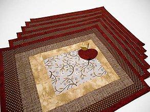 Úžitkový textil - Jesenné prestieranie - 8590105_