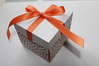Krabičky - Bola raz malá hviezdička - 8588688_