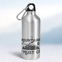 Nádoby - Turistická fľaša - 8590410_