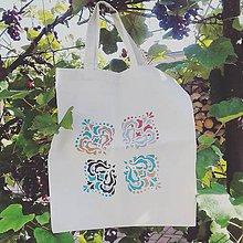Nákupné tašky - Taška Na ľudovú nôtu - 8588959_