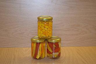 Potraviny - Zavárané chilli mix set 3ks - 8589244_