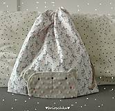 Detské tašky - vrcúško s macíkom - 8587569_