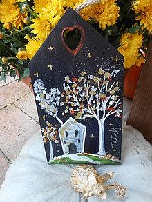Dekorácie - V dome lásky a blahobytu - 8588825_