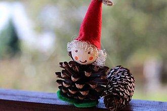 Dekorácie - Vianočná ozdoba - 8591355_