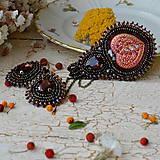 Sady šperkov - Voyage en Arabie - Vitrail Copper - sada šperků - 8590539_