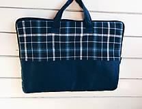 Na notebook - Pánska taška na notebook Akcia z 35 eur - 8591634_