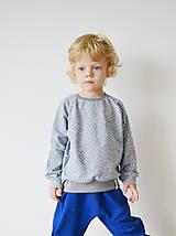 Detské oblečenie - Mikina Medveď - 8592614_