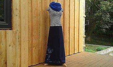 Sukne - Fleecová sukně na míru - 8590570_