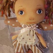 Bábiky - Anjelik Seraphinka - 8593061_