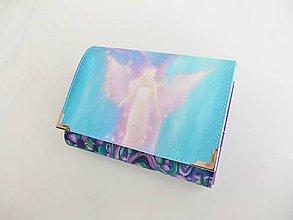 Peňaženky - V měsíčním svitu - malá i na karty - 8591013_