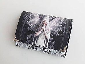 Peňaženky - Angel - malá i na karty Angel - malá i na karty - 8591060_