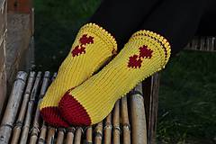 - Žlté ponožky - 8592873_