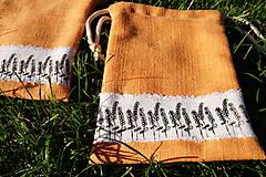 Úžitkový textil - vrecúško 5 - 8593502_