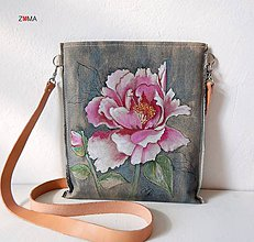 Kabelky - CANVAS BAG \