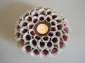 Svietidlá a sviečky - Svietnik - 8595306_