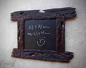 Tabuľky - tabuľa Yakisugi - 8594972_