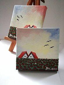 Obrazy - Vlčie maky - miniaturny obraz - 8596111_