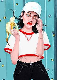 Kresby - Chiquita - 8597580_