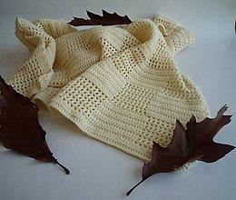 Textil - Detská deka - 8598716_