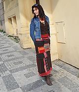 Sukne - lel,marta maxi color sukňa 42 - 8599368_